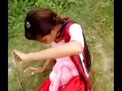 Desi Dame Outdoor Sex With Hindi Audio